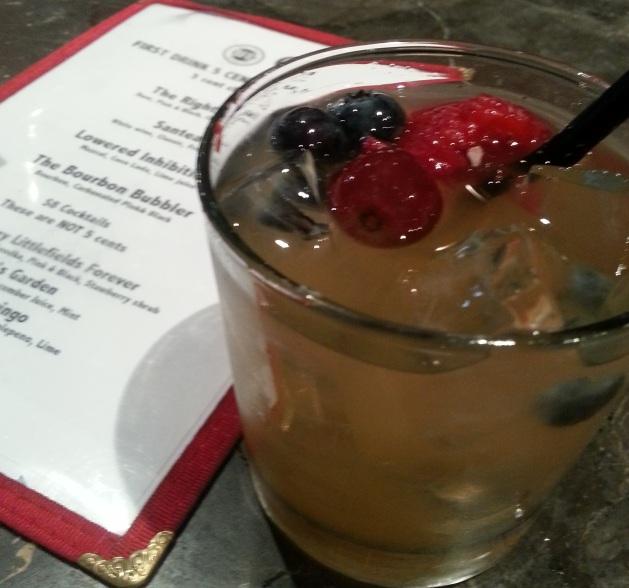 5-Cent Cocktail