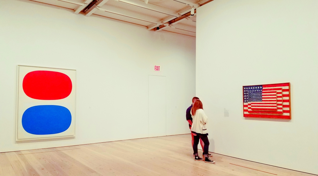 Red, White and Blue, 1961,